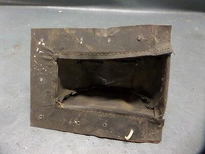 1956 CESSNA 310 AIRCRAFT RT SIDE INBOARD MAIN LANDING GEAR DOOR HINGE COVER B