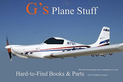 1977 Cessna ARC Avionics Guide covers ADF DME VOR ILS Rnav Encoder TXP &  HSI