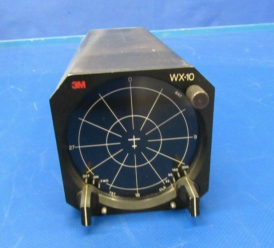 3M Stormscope WX-10 Display P/N 78-8041-7634-1 (0419-342)
