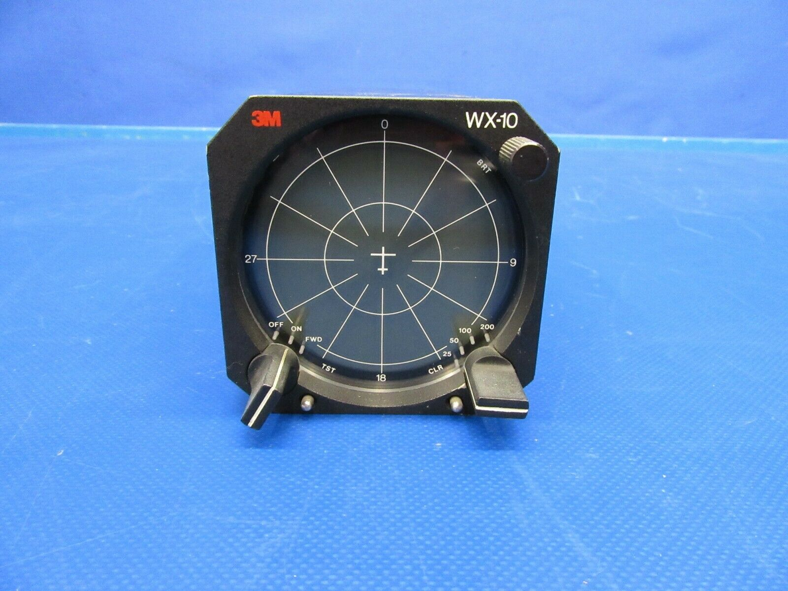 3M Stormscope WX-10 Display P/N 280D40 (0419-355)