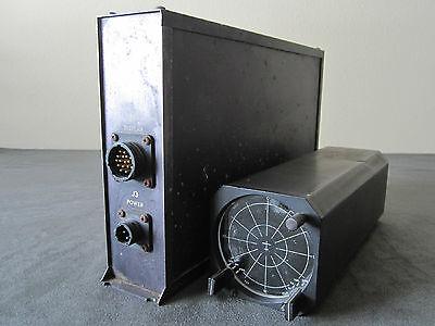 3M Stormscope WX-10 Display P/N 280D40 & Processor P/N 380D03