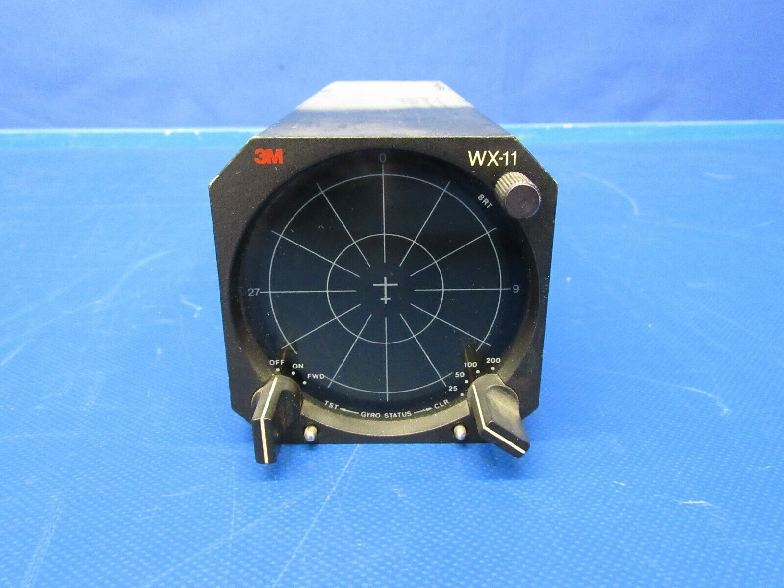 3M Stormscope WX-11 Display P/N 78-8047-0966-1 (0419-344)