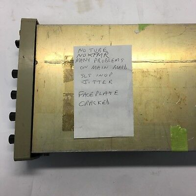ARC Cessna RT-359A Transponder 41420-1128 - not functioning - for parts only