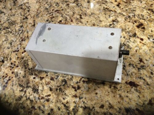 Aircraft Narco UGR-2A UHF Glideslope Receiver, Working Condition Not Known