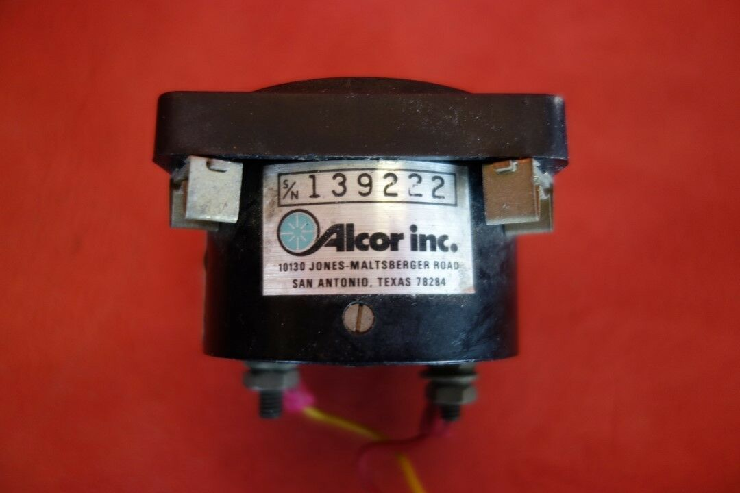 Alcor Inc EGT Indicator