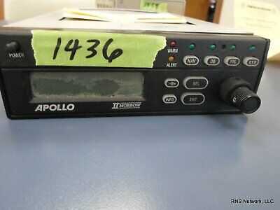 Apollo Flybuddy Model 800 P/N 430-6003-006 s/n 01023079 (CORE)