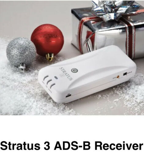 Appareo Stratus 3 ADS-B Receiver (Brand New & Authentic)