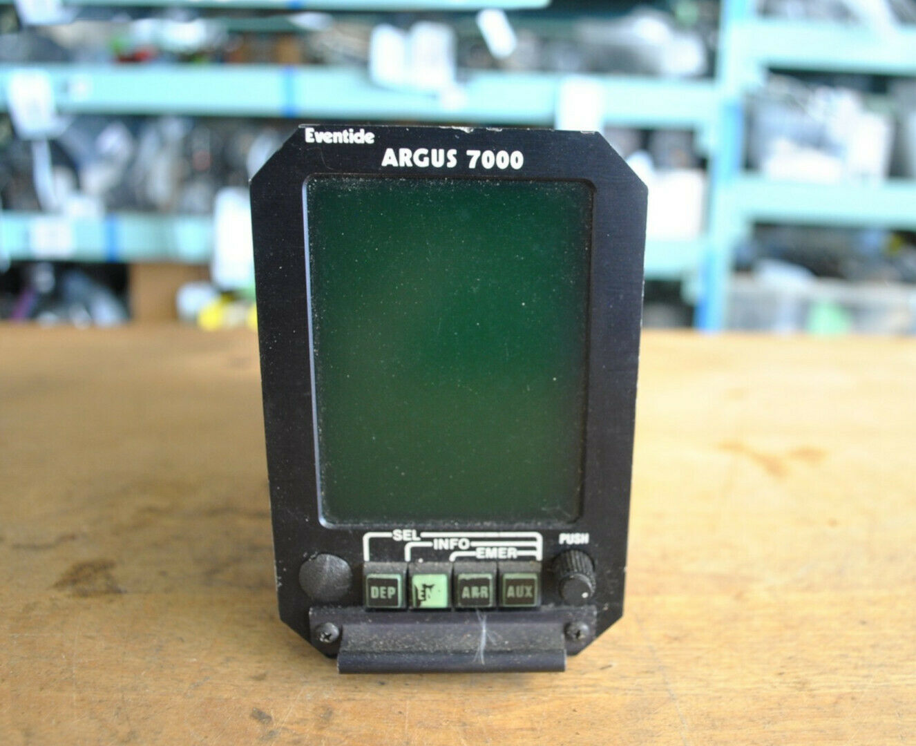 Argus Eventide 7000 Moving Map GPS Indicator 7000-10-07