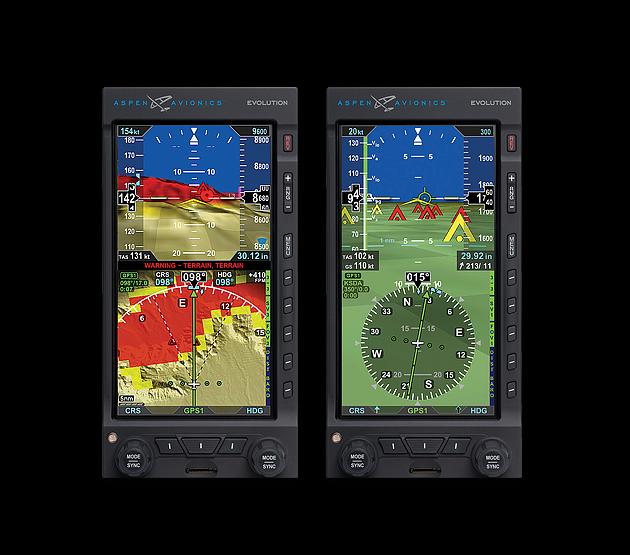 Aspen Avionics 913-00006-002 Pro PFD Synthetic Vision Enablement, International