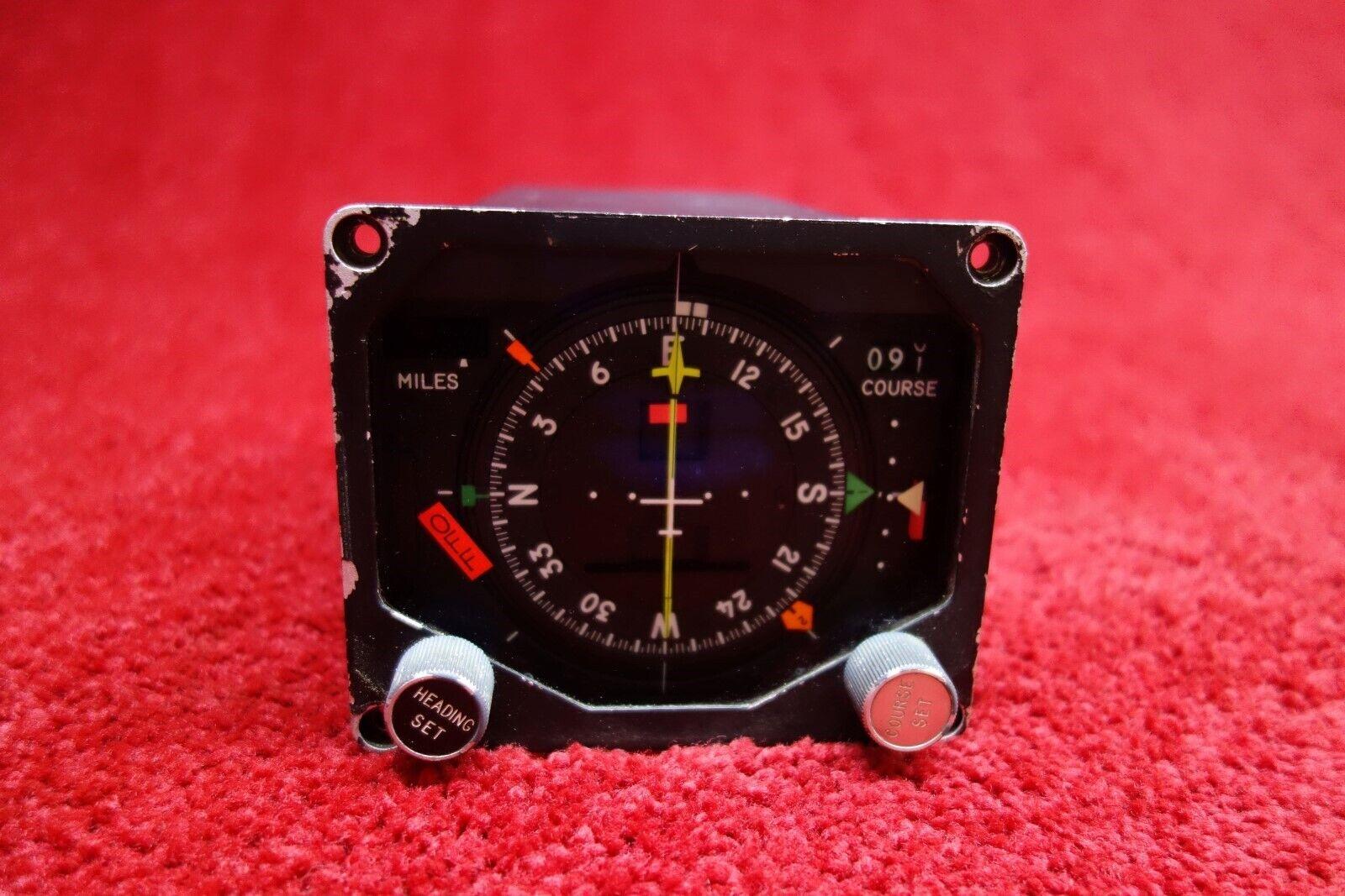 Astronautics Corp. Horizontal Situation Indicator PN 133640