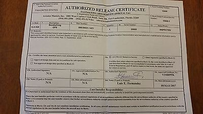BENDIX/KING KLN -90B GPS P/N 066-04031-1421  WITH FRESH FAA FORM 8130-3