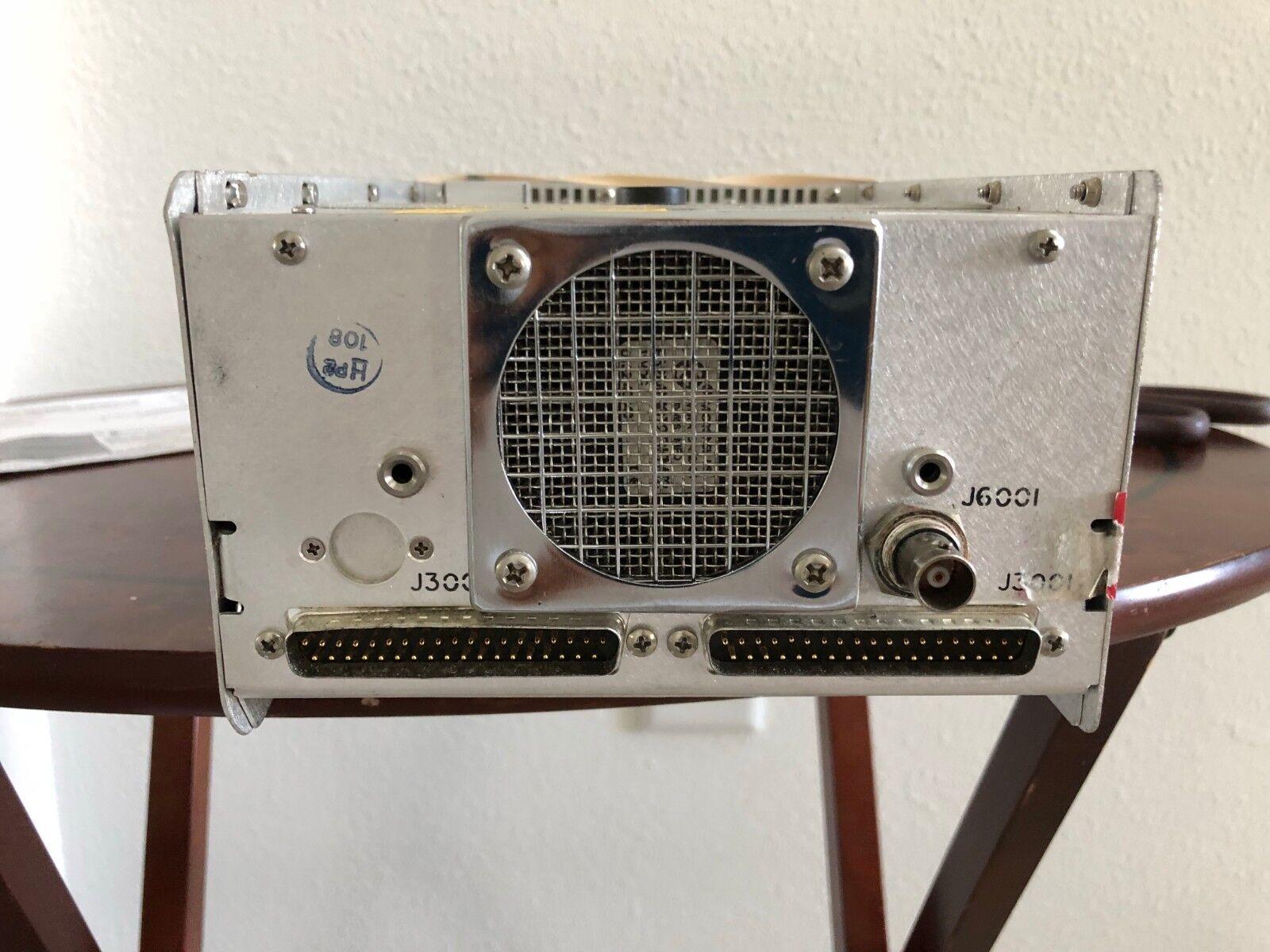 BENDIX/KING KMD-540 P/N 066-04035-0201 WITH KAC 501,502,503,504 MODULE FAA 8130