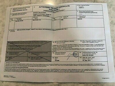 BENDIX/KING KX 125 14 VDC P/N 069-01028-1101 FRESH EASA FORM ONE