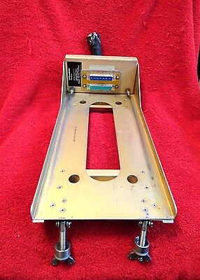 BF GOODRICH STORMSCOPE MOUNTING TRAY WITH CONNECTORS P/N 805-10024-001