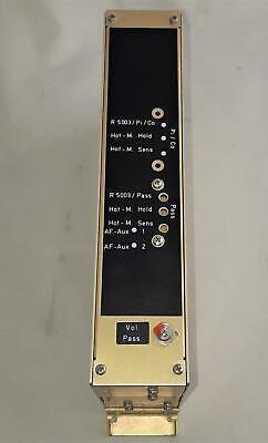 Becker IC 3100-(4) Intercom Amplifier (p/n: 387.851-921) - Certified