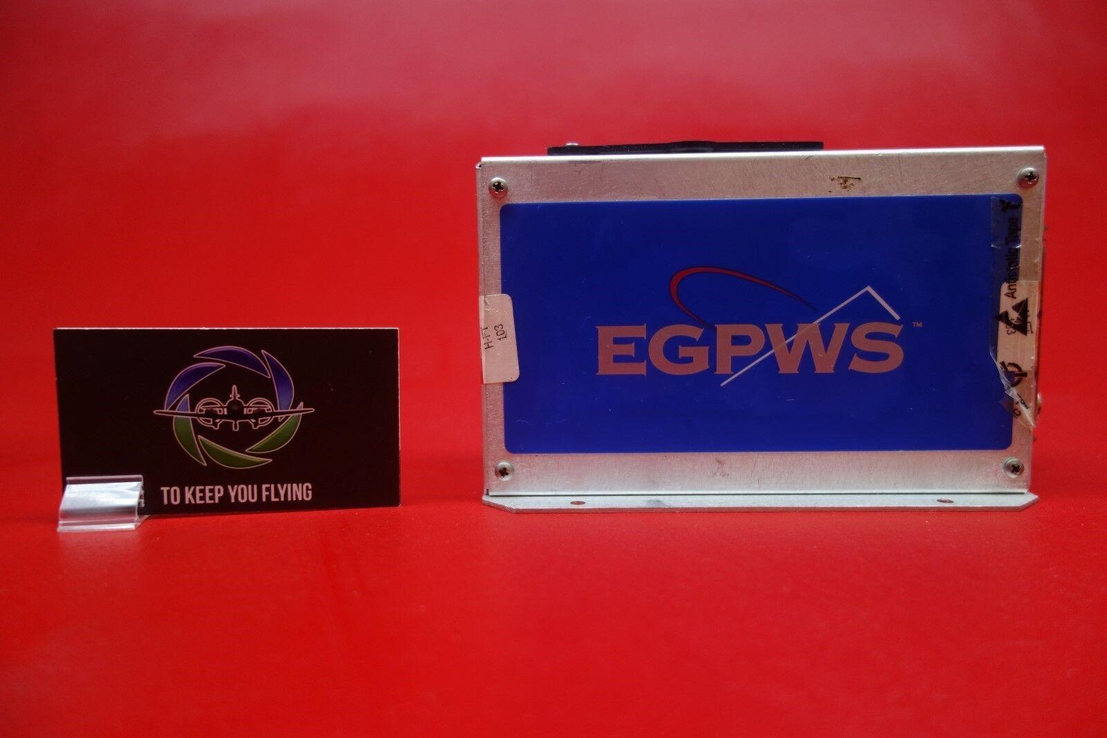 Bendix King, Honeywell KGP 860 GPS Antenna GA-EGPWS Computer PN 965-1199-005