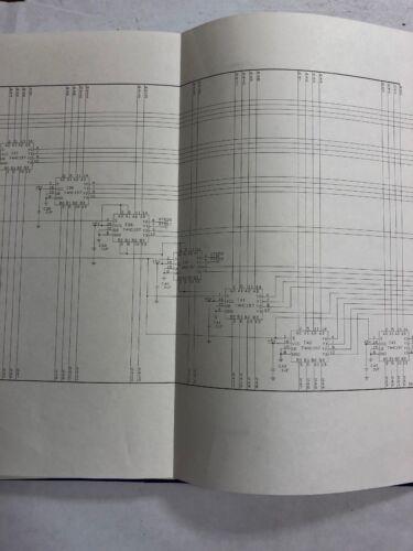 Bendix /King Install.Maint Manual GC 362A TCAS Graphics Computer 1990 Original