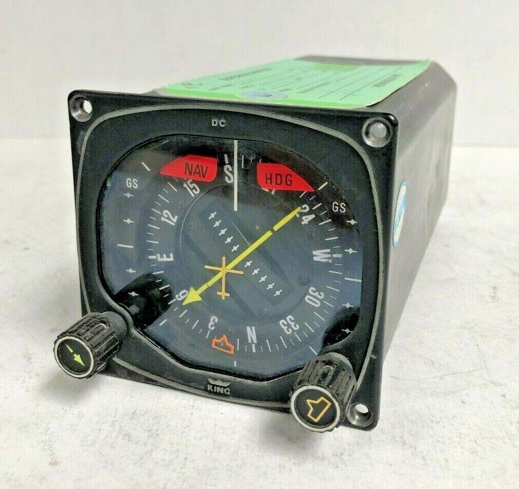 Bendix King KI 525A Pictorial Navigation Indicator P/N 066-3046-01
