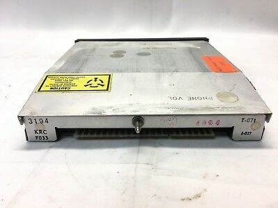Bendix King KMA-24 Audio Panel Amplifier 066-1055-02 - for parts only