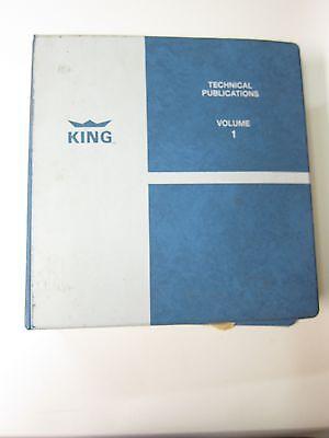 Bendix King Technical Publication Volume 1 Manual KRA KR KMA KN