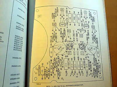 Bendix RDR-110 Radar System Service Manual