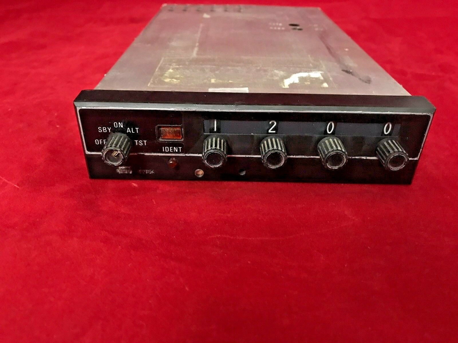 Bendix/King KT-76A Transponder P/N 066-1062-00. Comes with 8130. Exchange $525.