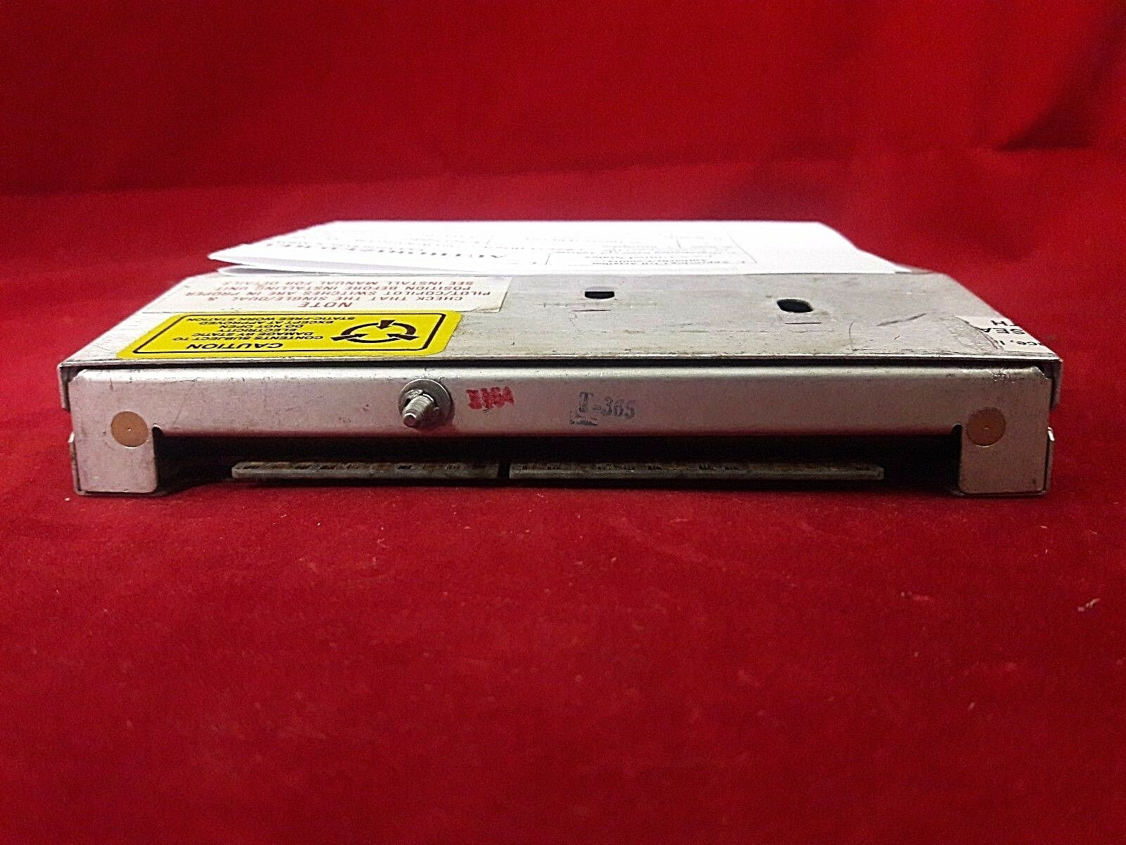 Bendix/King/Honeywell KMA-24H P/N 066-1055-70 With Fresh 8130 Exchange $695.