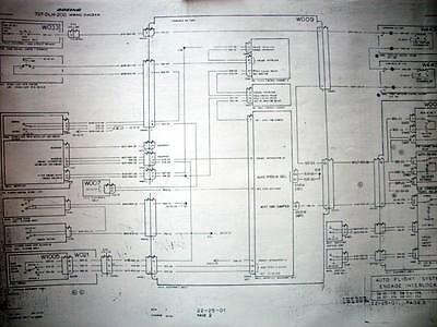 boeing 727 autopilot wiring diagram manual Boeing Wiring Diagram