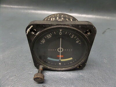 CESSNA 172 C SKYHAWK AIRCRAFT ARC NAV COURSE INDICATOR IN-514R 31640-0001
