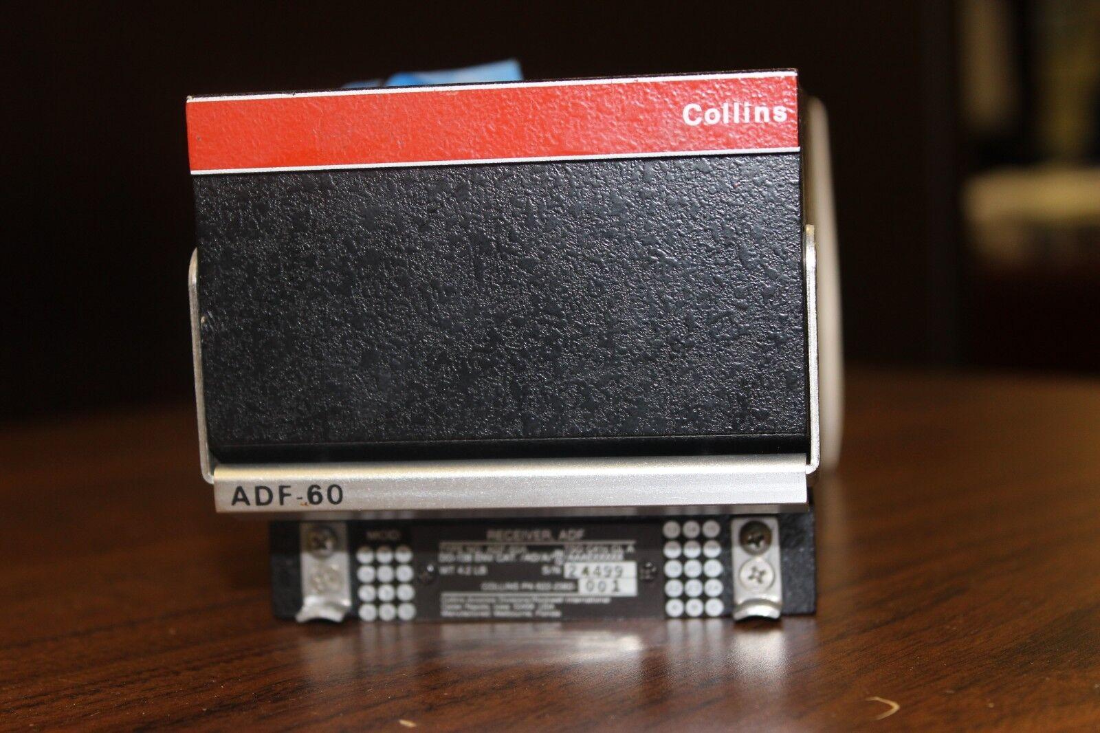 COLLINS ADF 60A RECEIVER 622-2362-001
