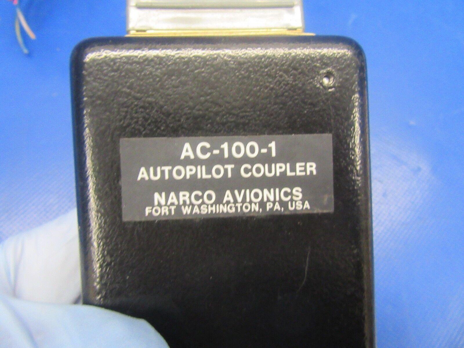Cessna 177RG Cardinal NARCO Autopilot Coupler P/N AC-100-1 (0718-211)