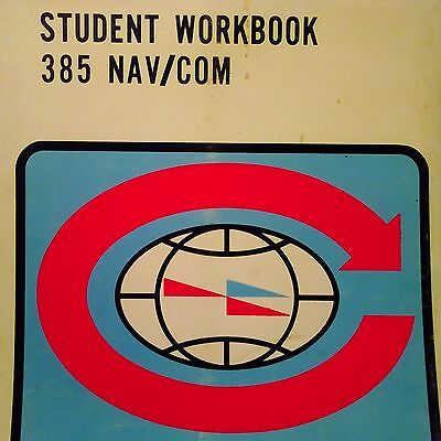 Cessna ARC RT-385 Student Workbook Technical Training Manual
