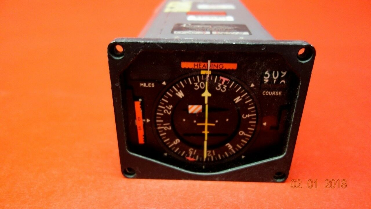 Collins 331A-9G Horizontal Situation Indicator  PN 792-6091-011