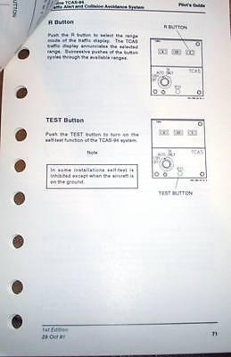 Collins TCAS-94 Pilot's Guide