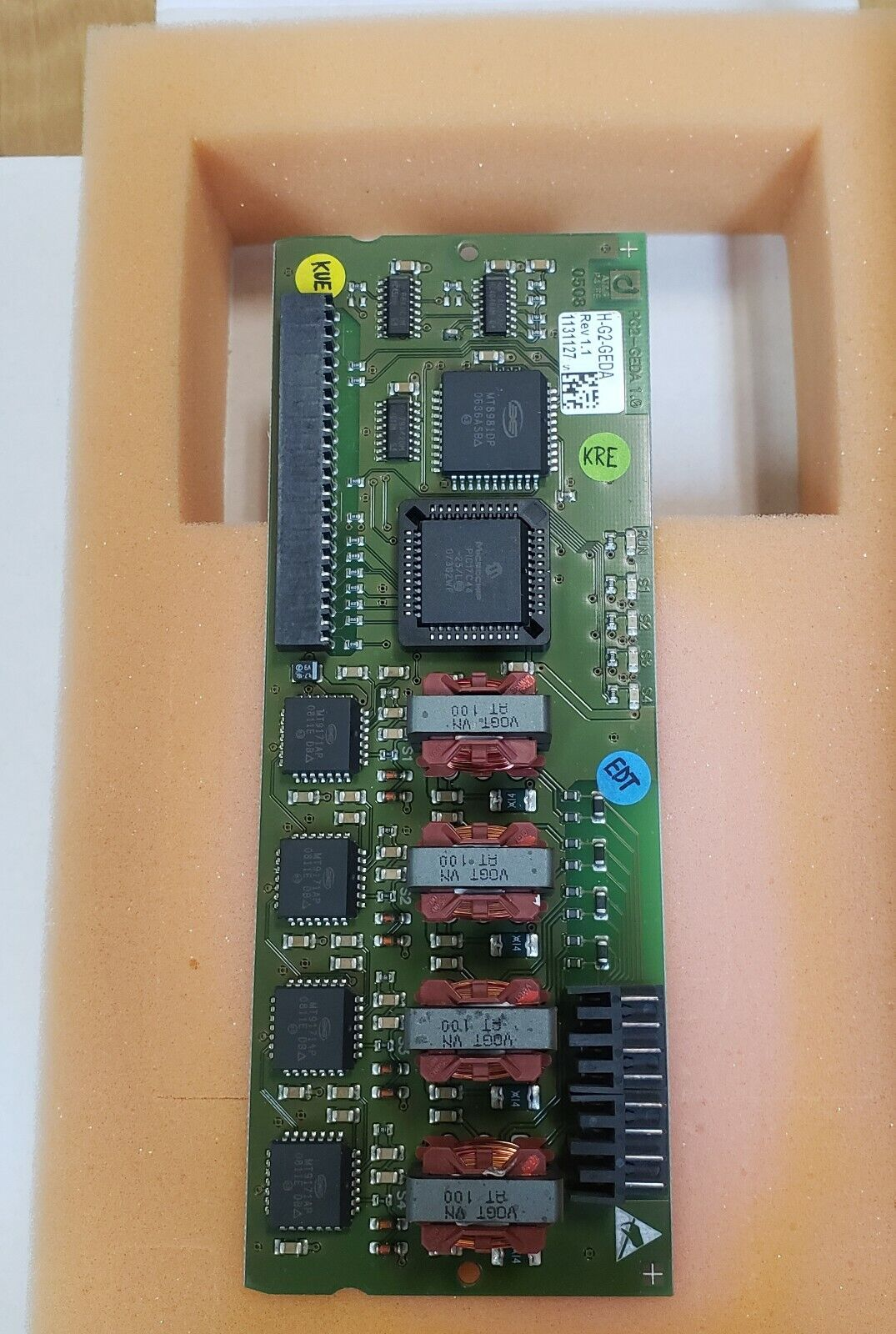 Commend G2-GED-4B Base Card for 4 subscribers