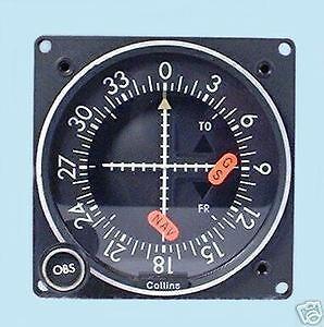 Connector kit Collins IND-350/351 VOR indicator, IND351