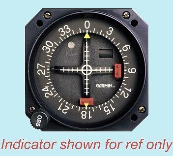 Connector kit for Garmin GI-102A/106A  with course datum