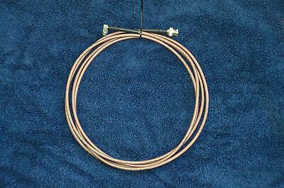 Custom BNC to SMA RG-400 GPS ADS-B GDL39 Cable