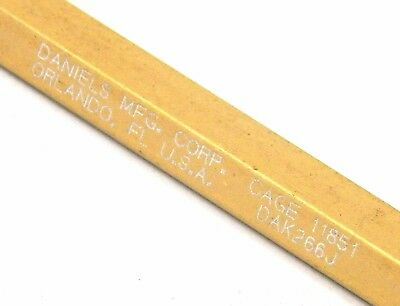 Daniels DMC Insertion Tool DAK266J  ............... 5-3-2