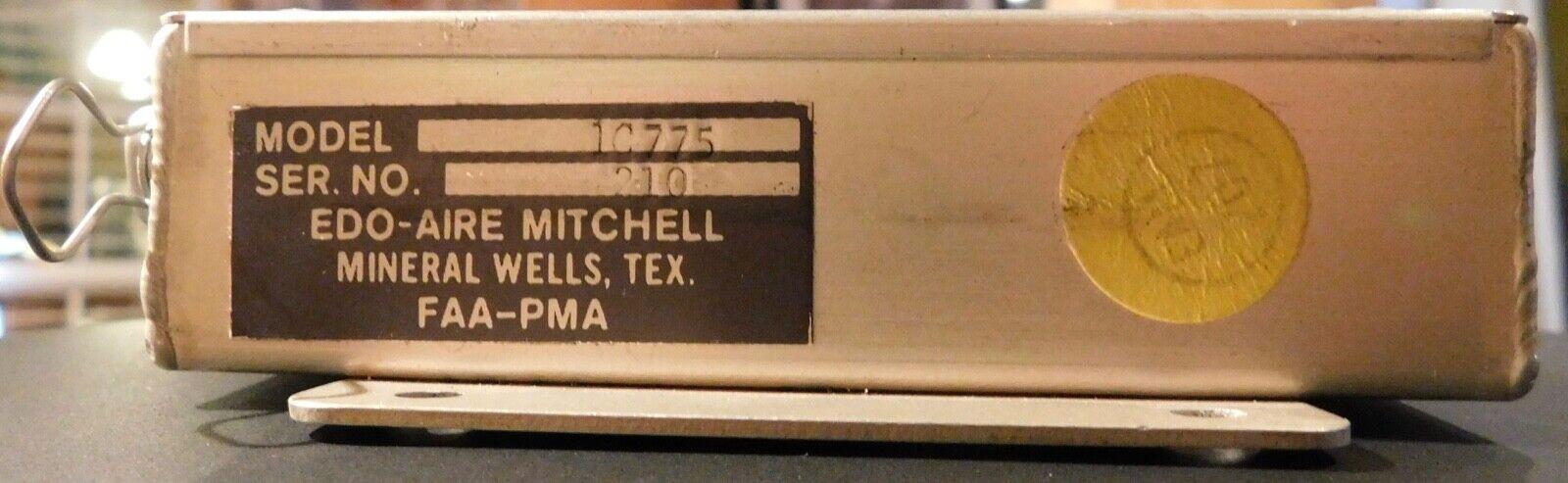 EDO-AIRE MITCHELL AUTOPILOT GLIDESLOPE COUPLER 1C775