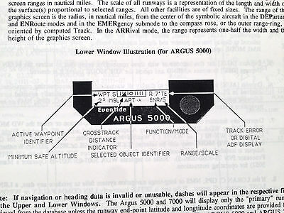 Eventide Argus 5000FP and 7000FP Operator's Manual