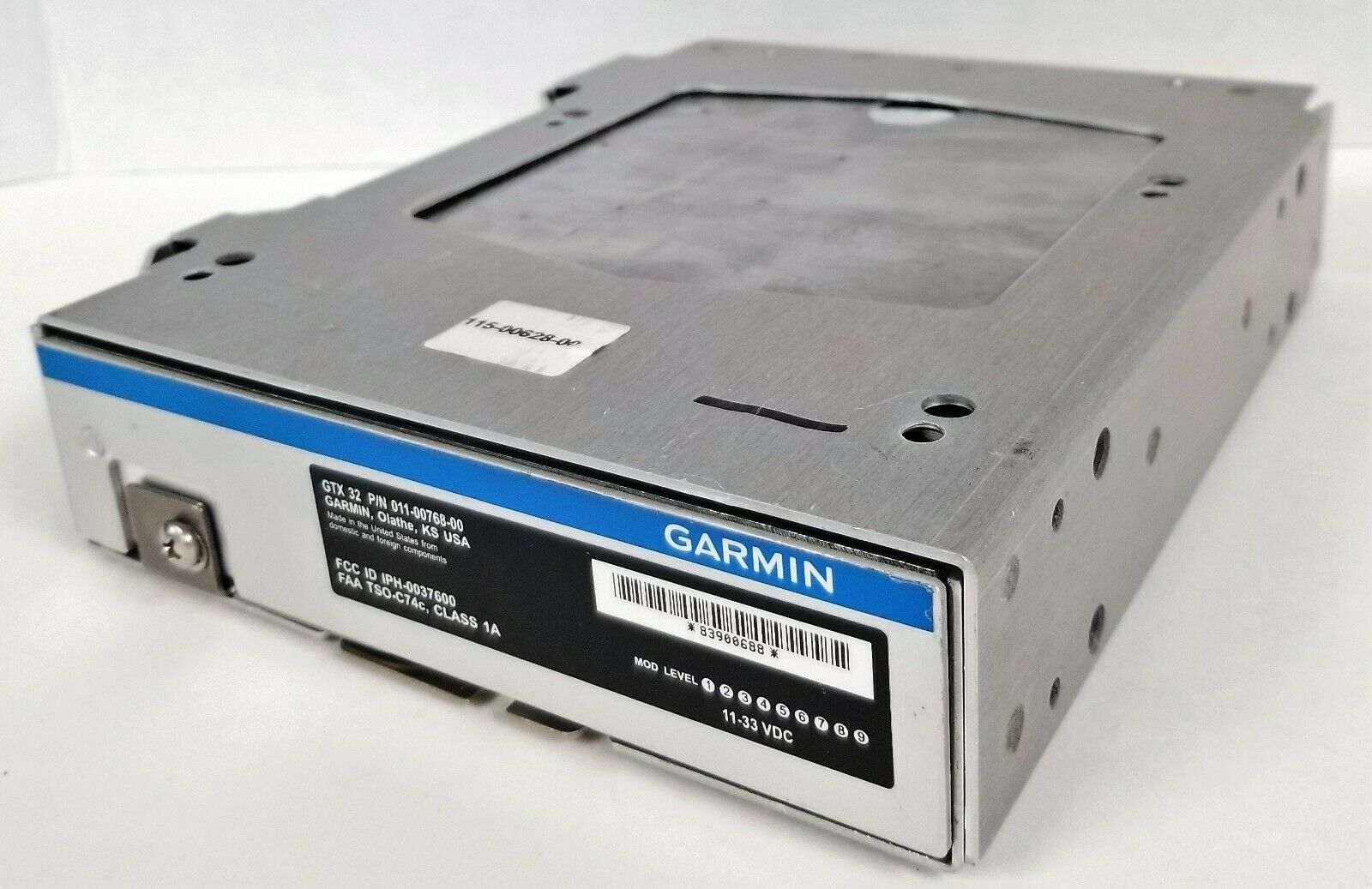 GARMIN GTX-32 TRANSPONDER P/N: 011-00768-00