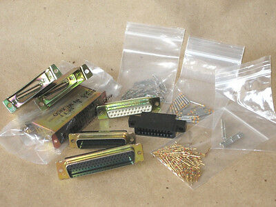 GNS530  / 430 connector kit , Garmin w/HW GNS430 / 530 (no nutbars)