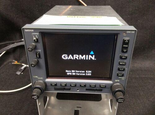 Garmin #2 GNS-530 Nav/Com/GPS 14/28V System P/N: 011-0055-30