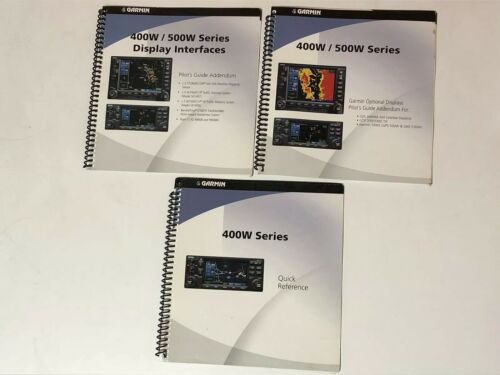 Garmin 400W/500W Series Manuals-Quick Reference, Opt Display, Display Interfaces