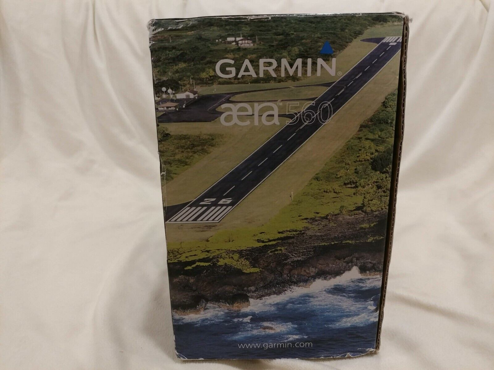Garmin Aera 560 Retail Cardboard Box Only - No other items