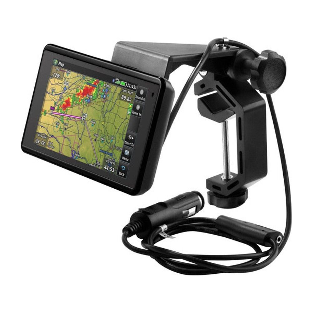 Garmin Aera 660 Aviation Portable GPS w/ North America Database 010-01518-00