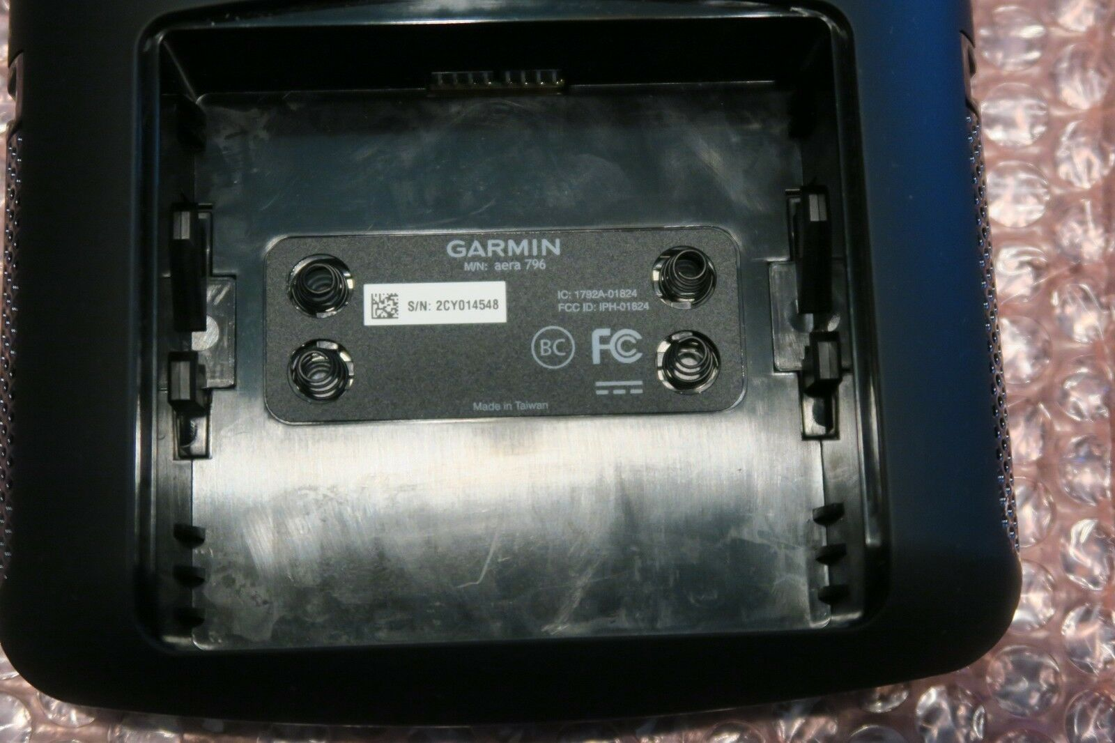 Garmin Aera 796 Aviation Pilot GPS PERFECT CONDITION with databases FREE SHIP