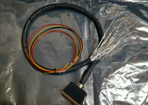 Garmin GNS 430(W)/530(W) to GI 106A Nav Indicator wire harness