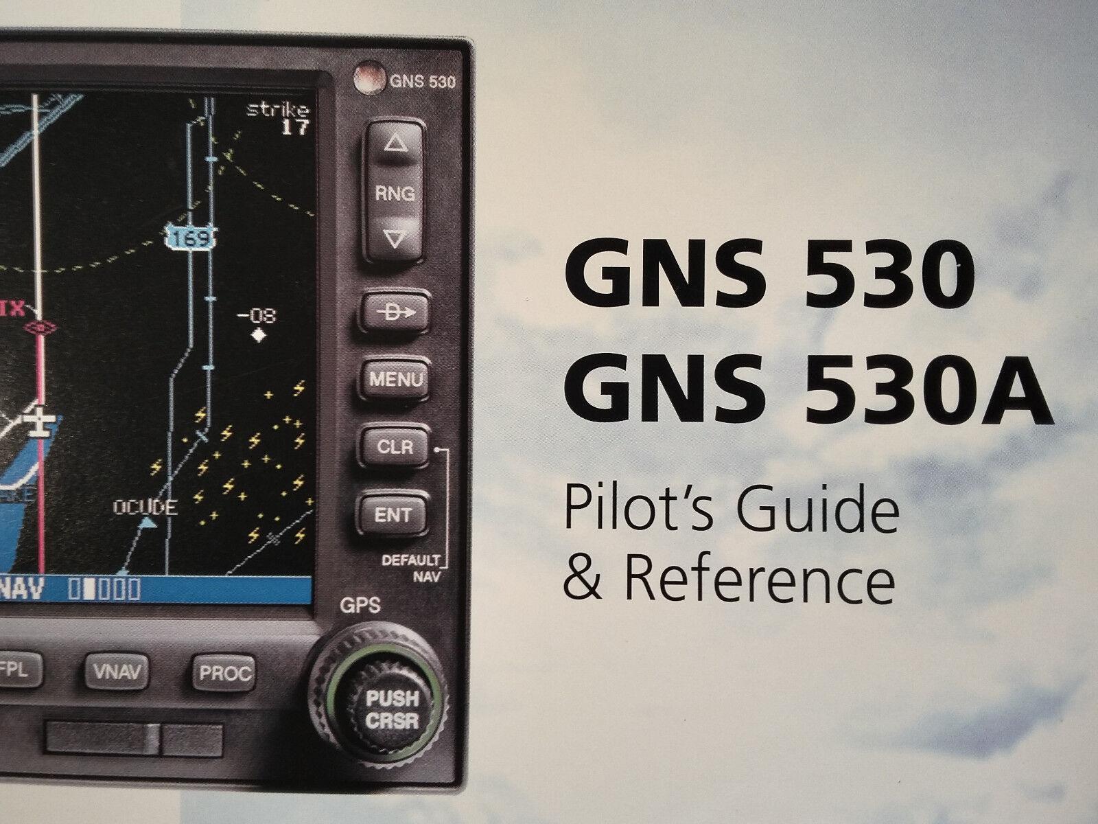 Garmin GNS 530 & GNS-530A Pilot's Guide